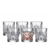 Lyngby Glas Vandglas 23 cl 6 stk, Melodia