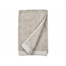 Södahl Håndklæder 70x140 cm 100% økologi i light grey, Comfort Organic