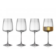 Lyngby Glas Hvidvinsglas 43 cl 4 stk, ZERO