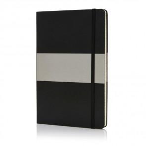 A5 notesbog med hardcover