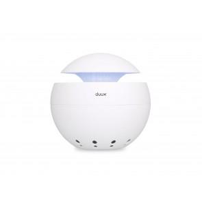 DUUX Luftrenser med natlampe i hvid, Sphere
