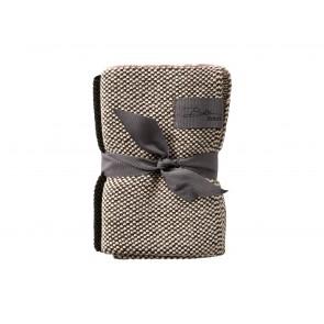 Bitz Södahl Karklud knit 2-pak 30x30 cm, i olive/rose og 100% økologi, Organic