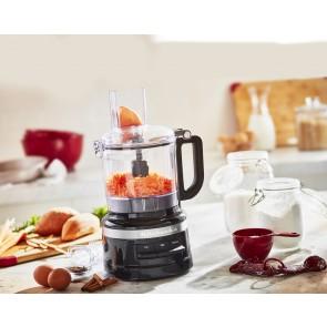 KitchenAid Foodprocessor 7 cup 250 watt 1,7 L, 39 x 19,5 x 19,5 cm  i sort