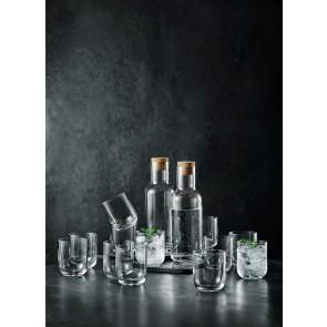 Luigi Bormioli Vandglas 35 cl højde 9,2 cm 4 stk, Sublime