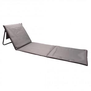 Foldbar lounge strandstol