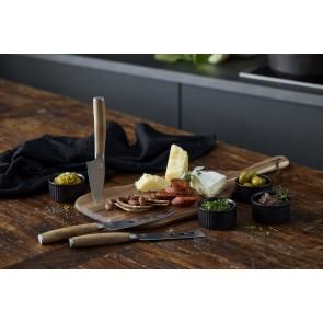 HOLM Skære-/serveringsbræt 48 x 20,3 x 1,5 cm i akacietræ