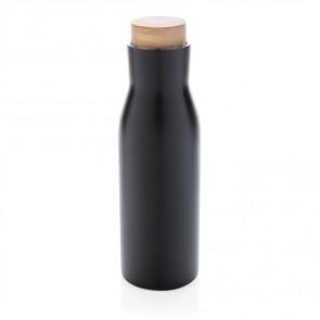 Clima leakproof vakuum flaske med stål låg