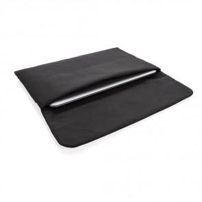 "15.6"" PVC fri laptop etui med magnetisk lukning."