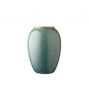 Bitz Vase 20 cm i grøn