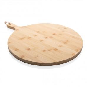 Ukiyo bambus rund serveringsbræt