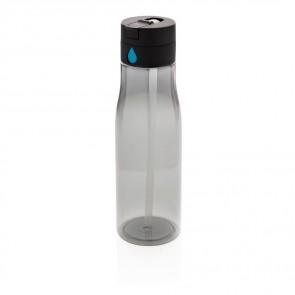 Aqua hydration tracking flaske med tud