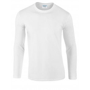 Softstyle Long Sleeve langærmet t-shirt