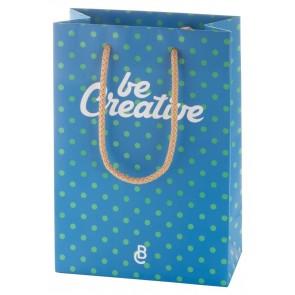 CreaShop S specialfremstillet papir indkøbstaske, lille