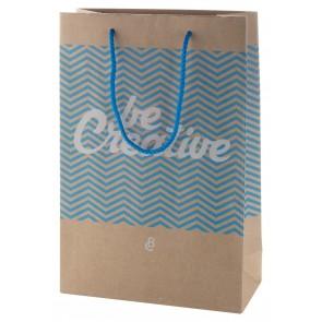 CreaShop M specialfremstillet papir indkøbstaske, medium