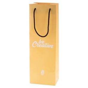 CreaShop W specialfremstillet papir indkøbspose, vin