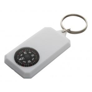 Magellan nøglering med kompas