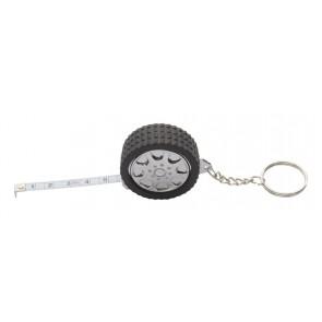 Wheel nøglering med målebånd