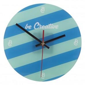 SuboTime sublimations væg ur