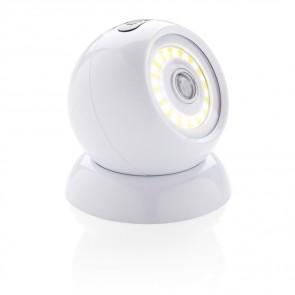 Cob 360 lampe med bevægelsessensor