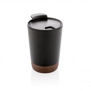 Kaffekrus med kork bund