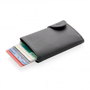 C-secure rfid kortholder & pung