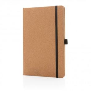 Kork hardcover notesbog a5